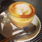 Il lusso della pausa caffè del lunedì mattina