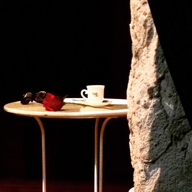 caffe a teatro