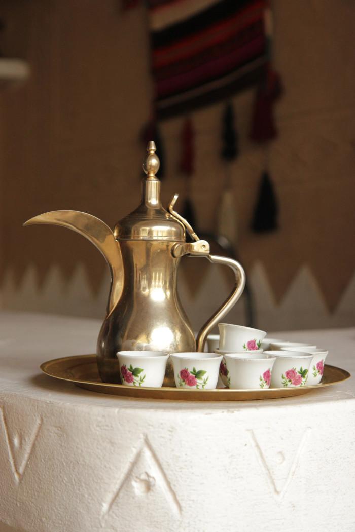 Coffee in Saudi Arabia