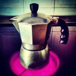 [Coffee break] La Moka è Bialetti. Prima o poi assaggerò anche il @caffecarbonelli