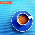 Coffe & blue