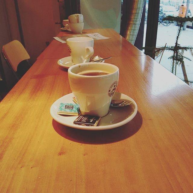 Ancora un caffè con @ilberlineseMorgen!-media-1