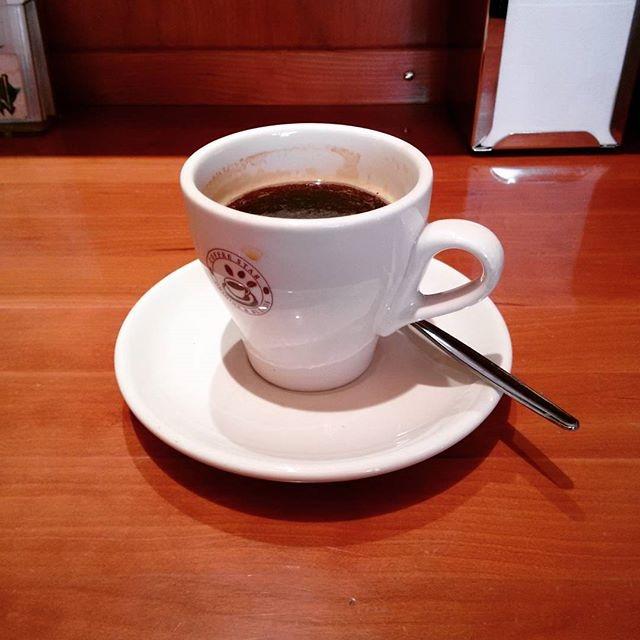 Il caffe di @ilberlinese Morgen alles zusammen!