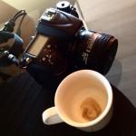 Foto e caffè: l'essenza di CafeXperiment