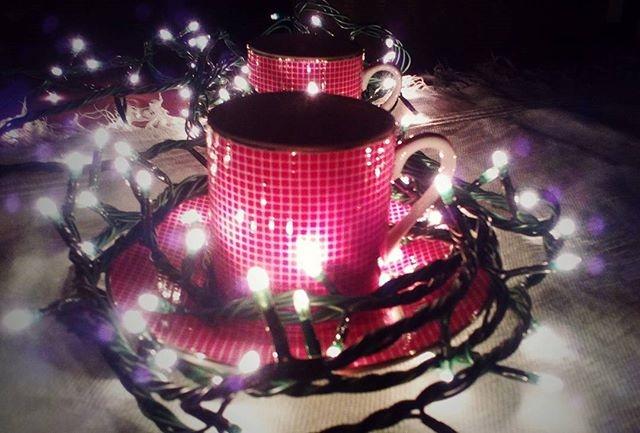 È Natale con @stithc Christmascaffe