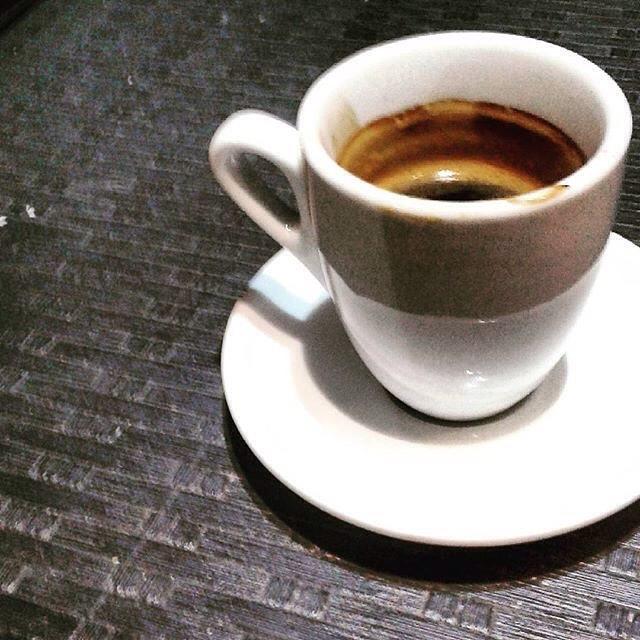 Secondo caffè corretto, @marileda