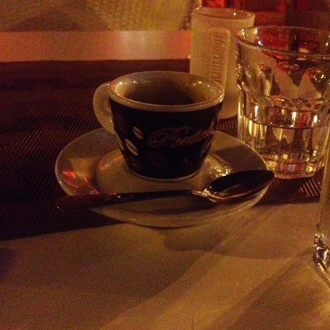 Caffè serale, @bastet