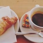 Croissant @ Coffee Star