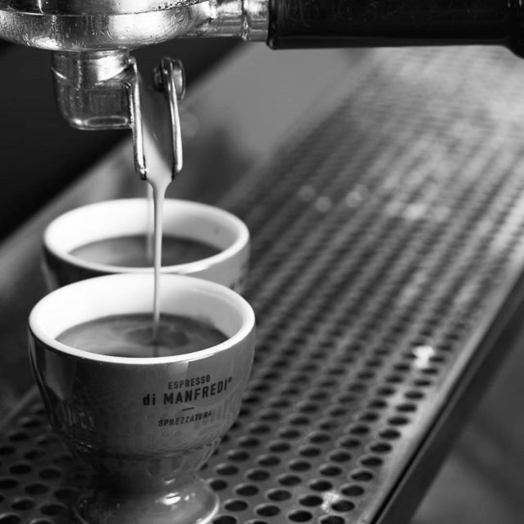 Life begins after coffee. ph @espressodimanfredi