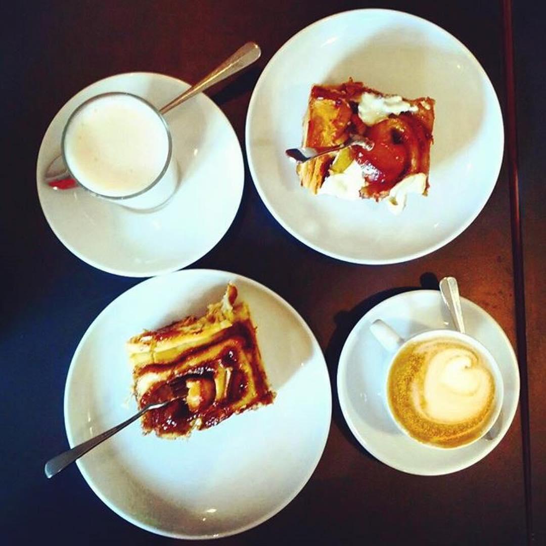 Coffee time in Berlin, ph @ilberlinese