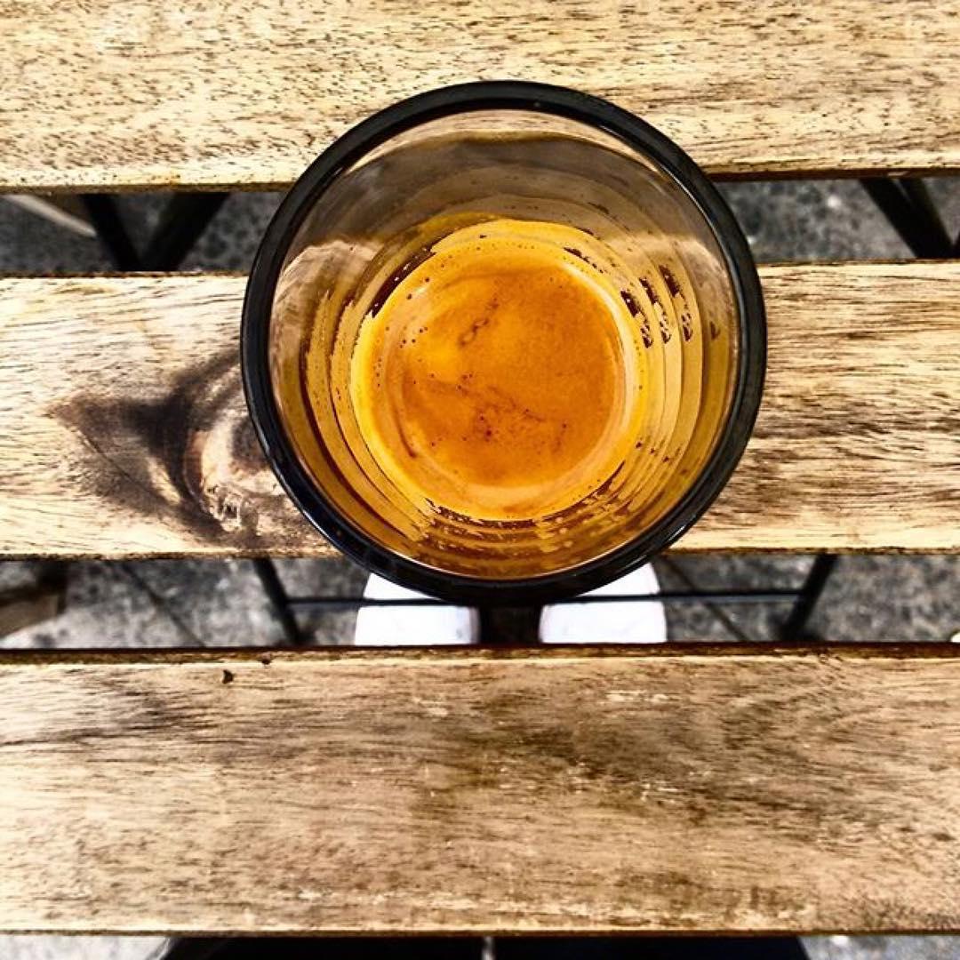 Espresso al vetro moment, ph @ilberlinese