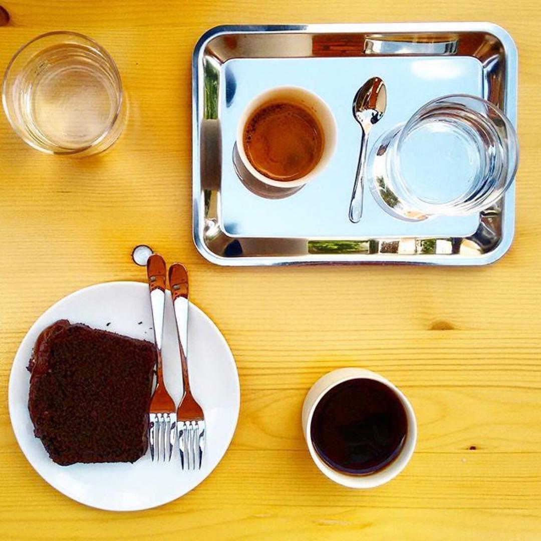 Coffee and minimalism, ph @ilberlinese