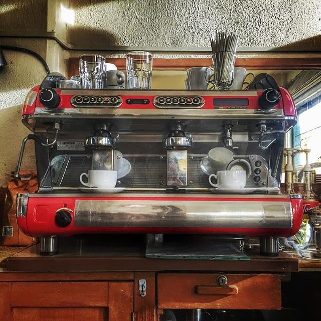 Coffee Machine, @solo_semantica