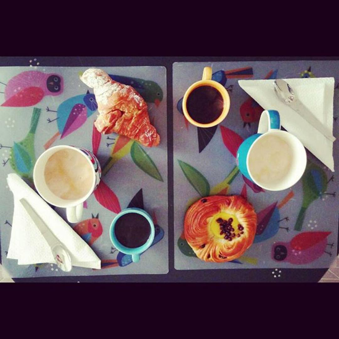 Late breakfast for two, ph @antonellaran
