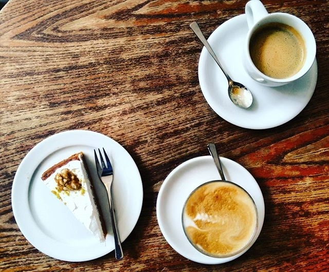 ph @ilberlinese Sunday cofee meeting.