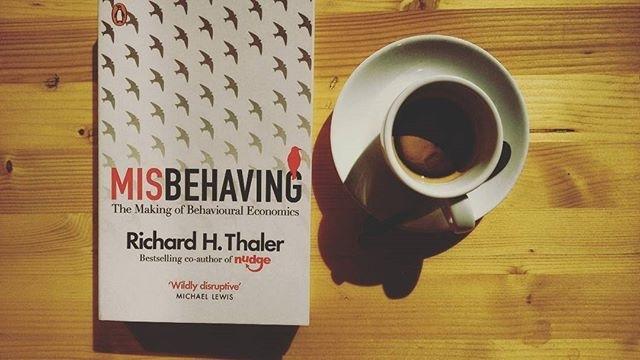ph @ilberlinese Espresso and Behavioural Economics