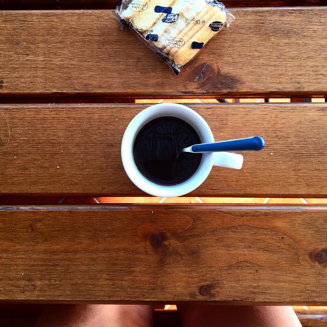 mornings cafexperiment