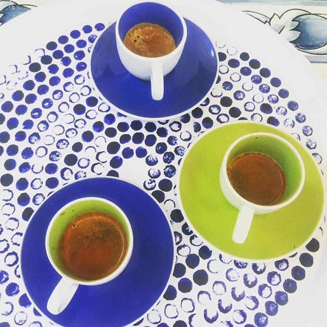 Coffee for three. ph @catepol
