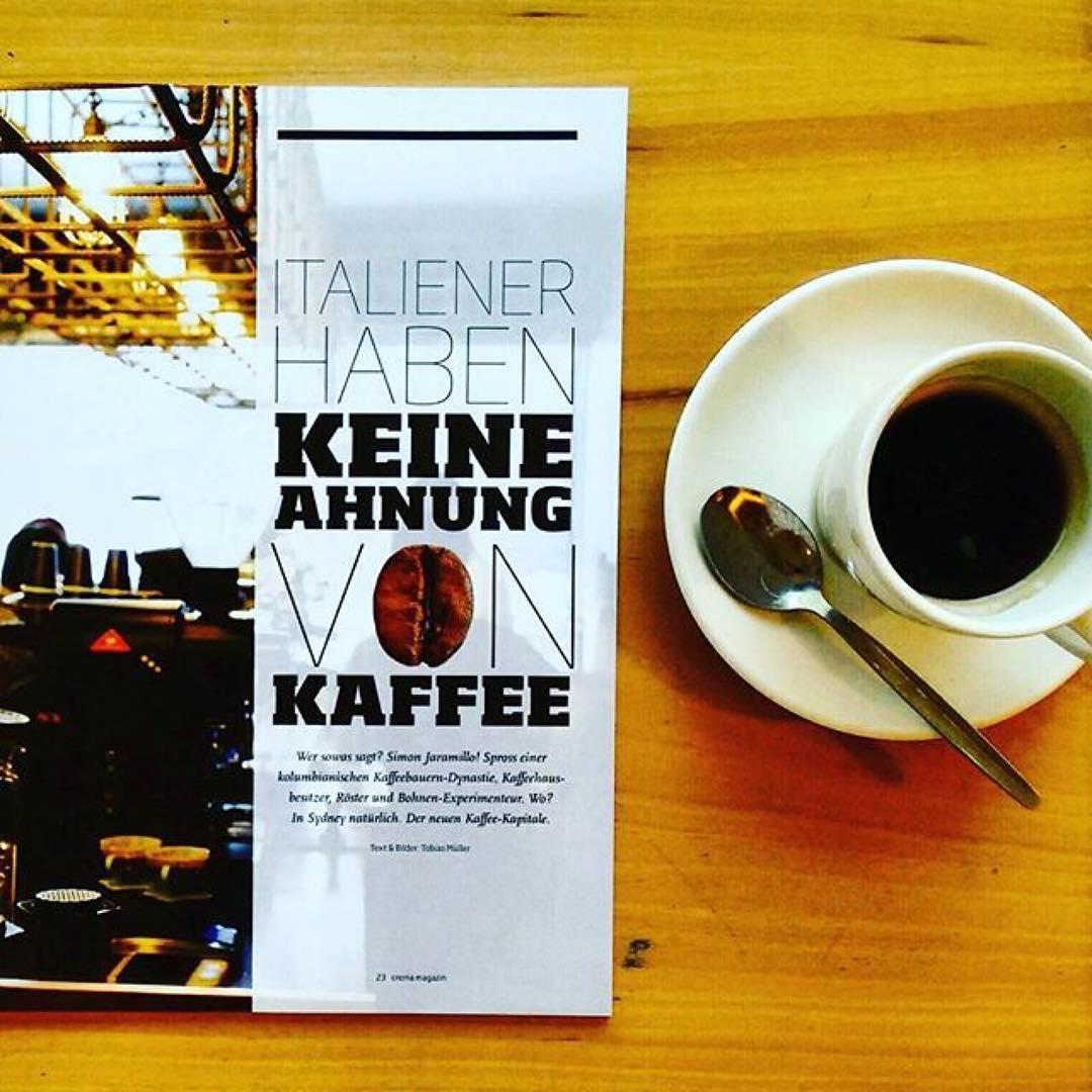 Italiener haben keine ahnung von Kaffee? | ph @ilberlinese