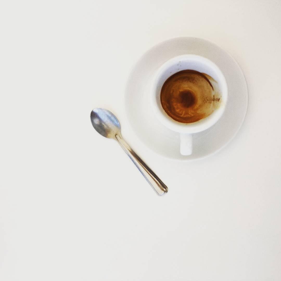 It's coffee o'clock. Per la quarta volta. | ph @filippog8