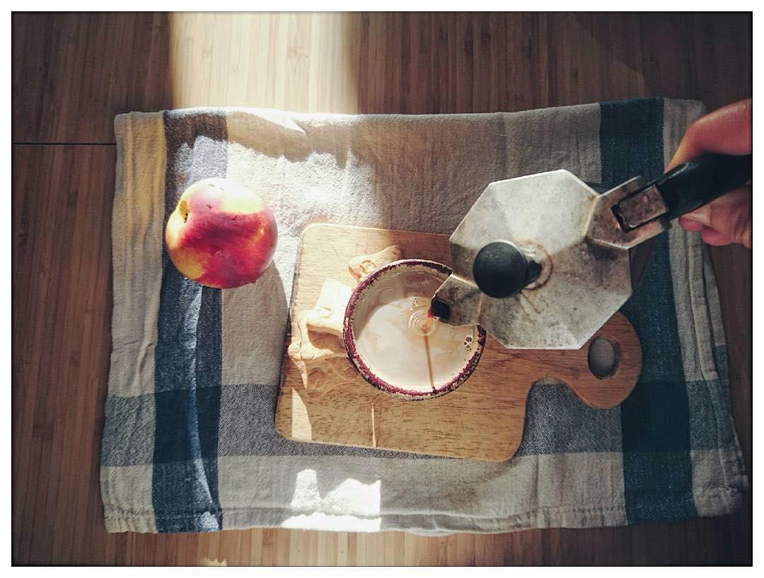 Oggi la giornata spacca: tazza rossa | ph @mayastarlavi
