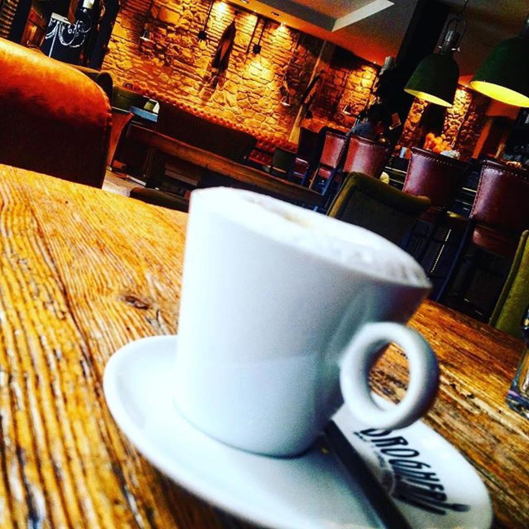 Coffee time | ph @nellifirenze (tnx @koolinus)
