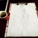 Disegnando   @ds_alxo