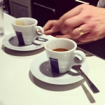 Due caffè, grazie