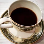Aristocratic and balsamic coffee | @claudiacavadore