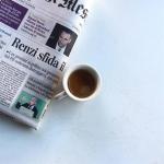 Renzi sfida il caffè