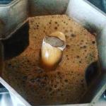 Caffè con la moka, peccato non si possa sentire il profumo | @casanovaa_1