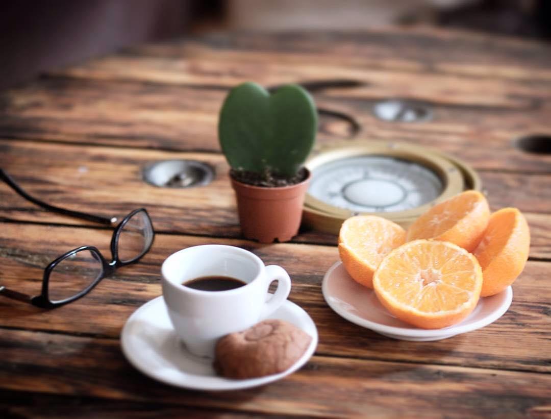 Colazione su bobina di un sabato mattina | ph @robadanatti