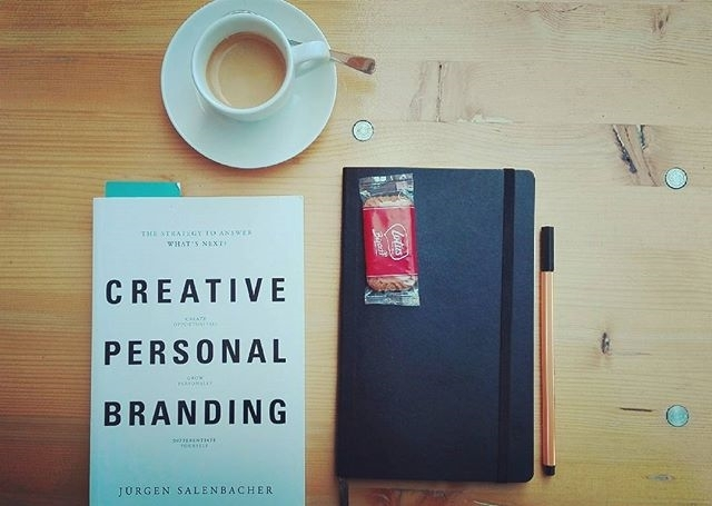 Creative personal brabding | ph @ilberlinese