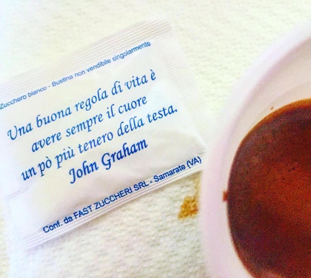 Regole. Ma io il caffè lo bevo amaro | ph @catepol