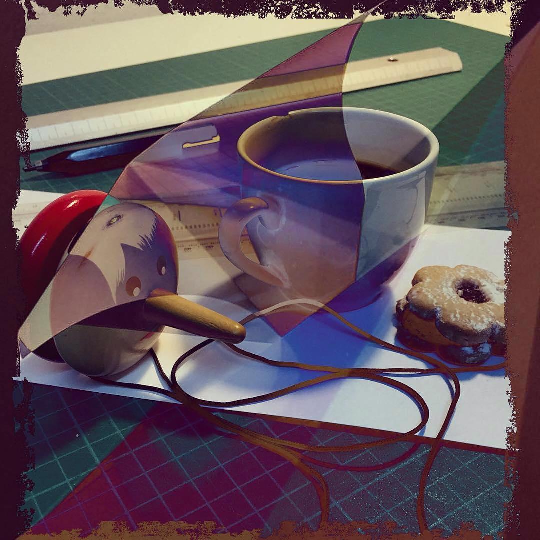 Pinocchio al caffè | ph @ercats1