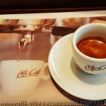 McCafe: from USA in ITALY