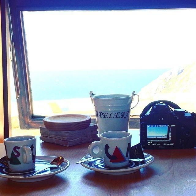 El café de la fin do mundo ☕️🇪🇸 | ph @pesterina