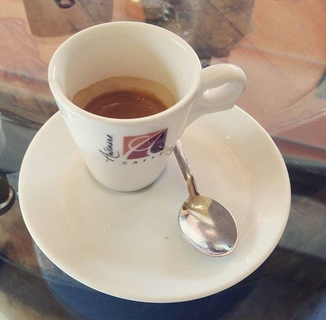 "Caffè ""morning's mood"" | ph @massitrole"