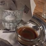 Beit kandinof espresso with atmosphere