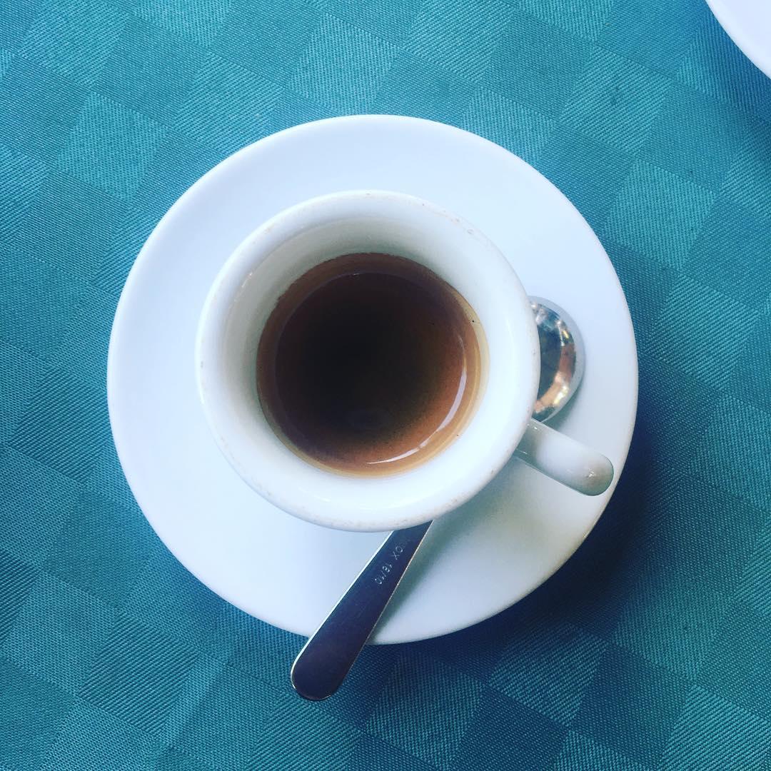Un caffè di quartiere
