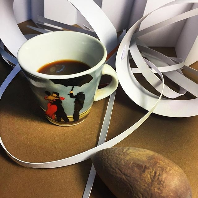 Silenzio si carta (via espresso) | ph @ercats1