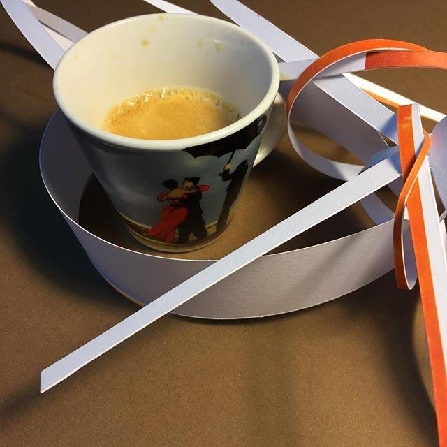 Scartabocchio espresso | ph @ercats1