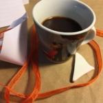 Orange is the new espresso