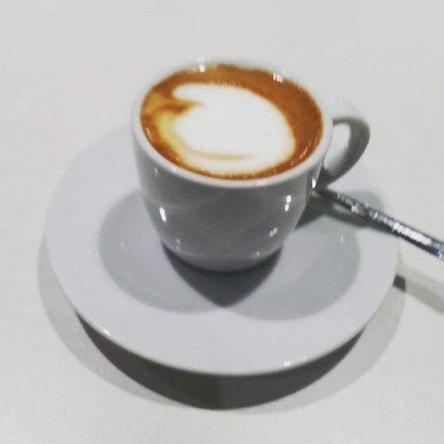 Caffè macchiato padovano | ph @casanova_art_coffee_mt Caffè dall'ottimo corpo, intenso, cremoso ed alla giusta temperatura con ottima schiuma di latte rigorosamente fresco e servito con grande gentilezza e cortesia Voto: 9&sbaseggio