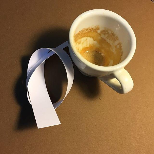 Anche per oggi L'Espresso é finito   ph @ercats1