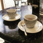 Coffee in Rome w/ @ilberlinese