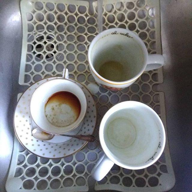 Questioni di gusto.  Caffè/Tè l'attesa. | ph @lecinquew