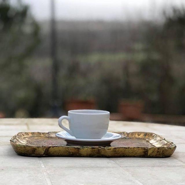 Coffee in Tuscany | ph @someopticnerve