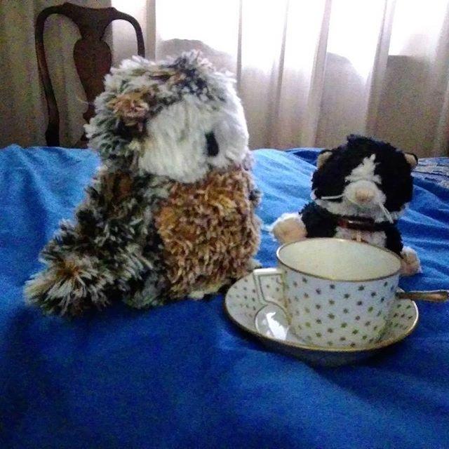 ph @lecinquew Chi ha bevuto il caffè? Chi lo sa! @cafexperiment