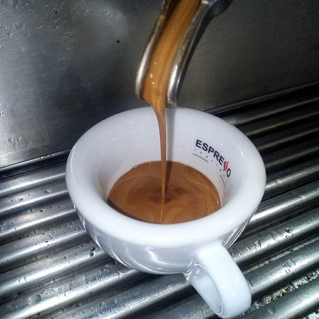 Espresso | ph @ciro_pic#napoli#cafexperiment
